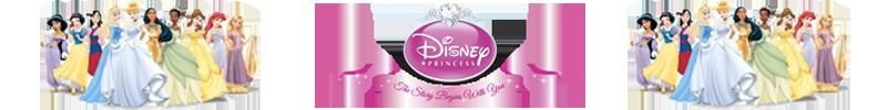 Disney Princess - 50% Off