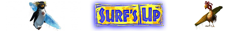 Surfs Up - 50% Off