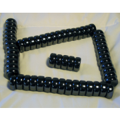 "MAGNET3 - 1"" High Powered Magnets (12pcs)"