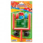 "CJ100363 - TOY FINGER FOOTBALL 6"" X 12"" (24pcs @ $1.85/pc)"