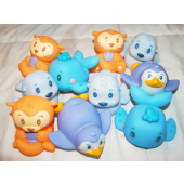 "BR312 - 3"" Assorted Garanimals Light-Up Sea Animals (12 pcs @ $1.35/pc)"