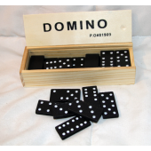 "BR382 - 6"" Dominos Set on Blister Card (12 pcs @ $1.00/pc)"