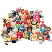 Item# A11L285 - Small 100% Licensed Plush Kit 6.5'' (150 pcs @ $3.15/pc))