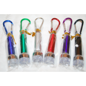 "CZCAND94 - 4.5"" Light Up LED Flashlight Keychains (12 pcs @ $0.90/pc)"