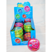 "CAND17 - 2"" YoYo with Taffy Bites Candy (12pcs @ $1.35/pc)"