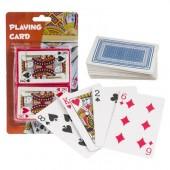 VX47909 ( $900 min group ) Plastic Playing Cards (96pks @ $0.59/pk)