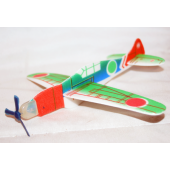 "BR247 - 7"" Flying Toy Glider in Display (48 pcs @ $0.45/pc)"