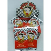 TRADE26 - 6ct Betty Boop Trading Cards (12pks @ $0.99/pc)