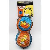 """SISPL - 2pk Simpsons 2.5"""" Splash Ball Set (12pcs @ $1.25/pc)"""