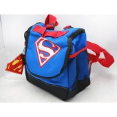 "SUPBAG - Superman 9"" Canvas Sport Sac (6pcs @ $4.50/pc)"