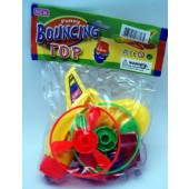 CZBOUNCETOP2 -  Bounce Top w/ Shooter (12pcs @ $0.90/pc)..