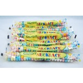 CANNEC2 - Candy Necklaces - Ind. Wrapped. (100pcs @ $0.30/pc)