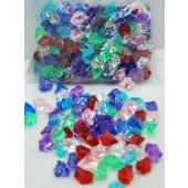 "GEMS4 - .75"" Acrylic Gemstones (144 pcs @ $0.02/pc)...."
