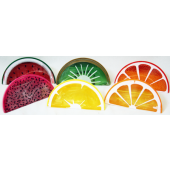 "CZSLIMEFR - 3.5"" Slime in Asst. Fruit Style Container (12pcs @ $0.95/pc)..."
