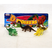 "TH119 - 6"" Colorful Dinosaur Amazing Assortment (576pcs @ $0.49/pc)"