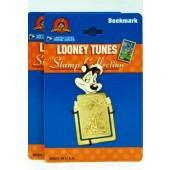 BKMK - Looney Tunes Brass Bookmarks (12pcs @ $0.30/pc)