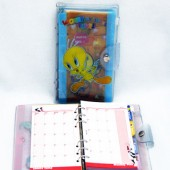 "LTORG - Looney Tunes 8""x5"" Organizers (12pcs @ $1.90/pc)"