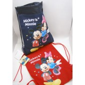 "MMSP  -  Mickey Mouse 15"" Canvas Sac Pacs (6pcs @ $3.50/pc)"