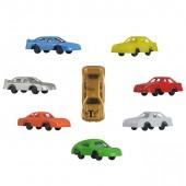 """Item # A1MRACB - 1.5"""" Mini Race Cars in Bulk (100pcs @ $0.10/pc)"""