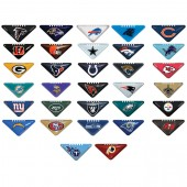 "Item# A1NFL30B - 2"" NFL Table Top Footballs (32pcs @ $0.20/pc)"