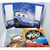 PORT25 - Disney Cars Portfolio Folders (12pcs @ $0.75/pc)