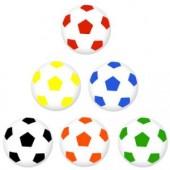 A1SOCCB - 32mm Plastic Mini Soccer Balls (100pcs @ $0.14/pc)