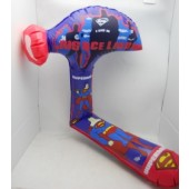 "SUPINFLATE2 - Superman 36"" Inflatable Hammer (12pcs @ $1.50/pc)"