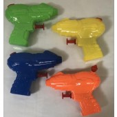 "WATERG44 - Asst. 4"" Colorful Water Guns (48pcs @ $0.45/pc)"