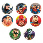 "Item# A1WAR17B - 3"" DC Comics Foam Balls (50pcs @ $0.50/pc)"
