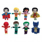 "Item# A1WAR19B - DC Comic 2.5"" String Dolls (100pcs @ $0.55/pc)"